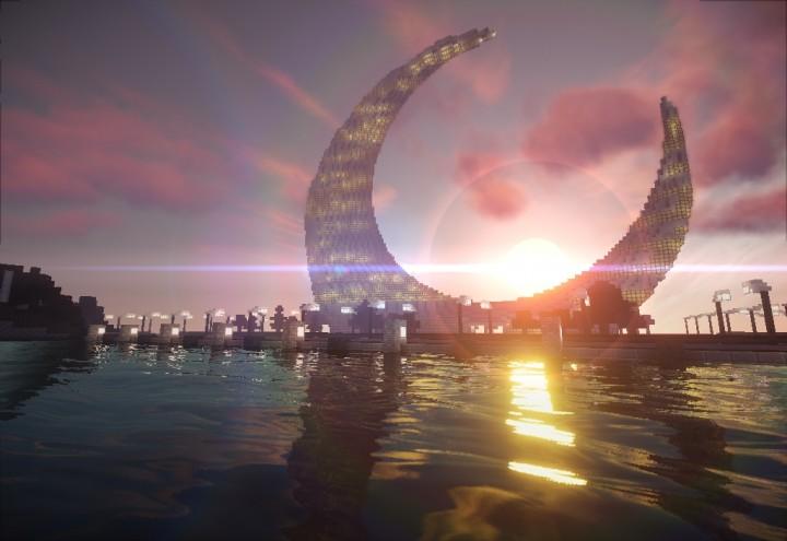 Dubai - Nơi hình thành những kiệt tác kiến trúc siêu tưởng