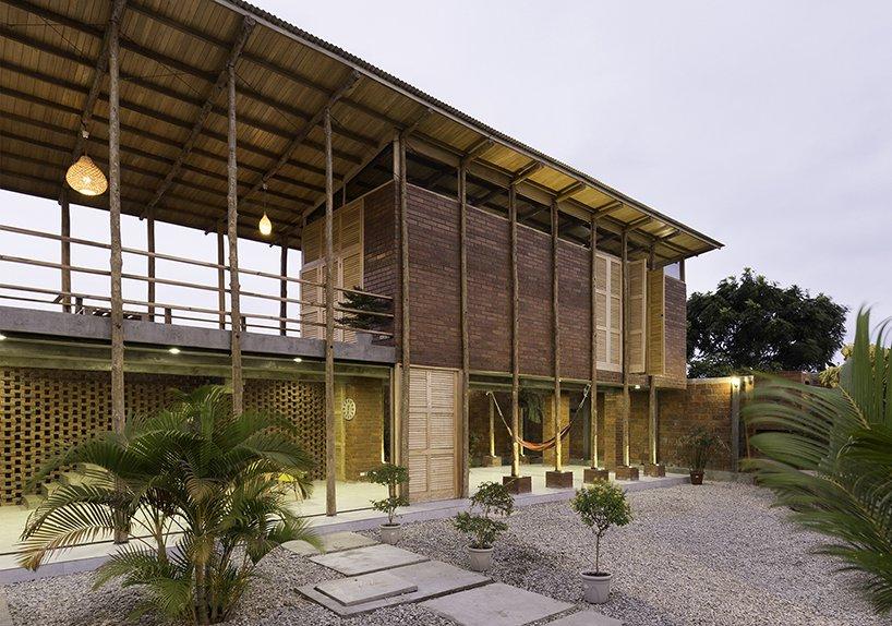 Mang đậm văn hóa Ecuador trong xây dựng nhà ở