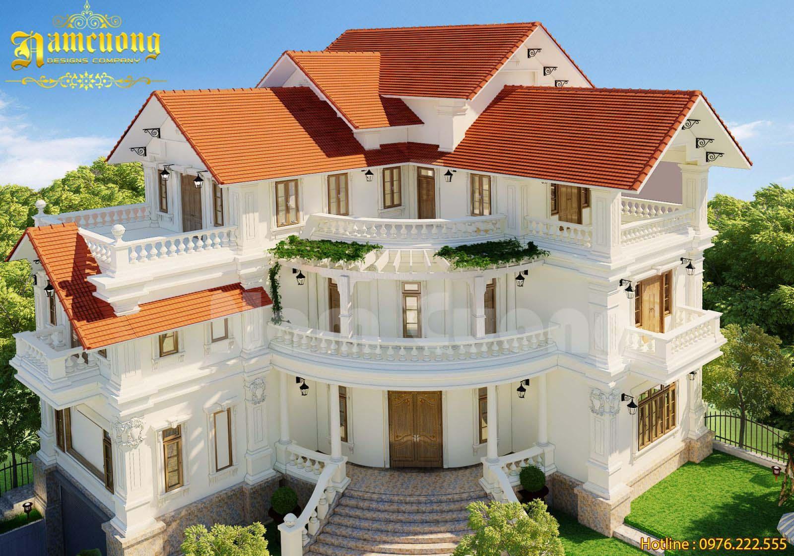 Bí quyết lựa chọn màu sơn nhà đẹp cho những ai sắp xây nhà