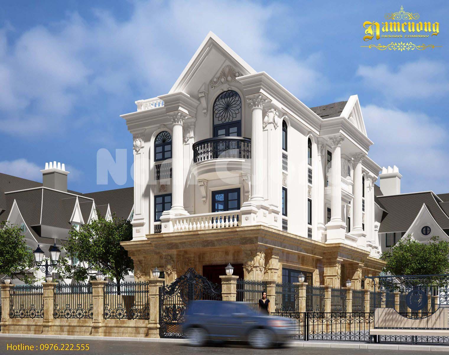 Thiết kế nhà đẹp theo phong thủy 2019