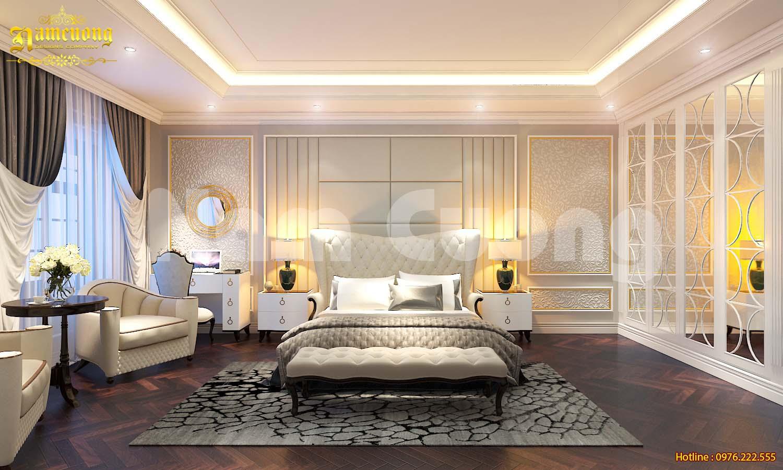 Phương án mới trong thiết kế nội thất tân cổ điển