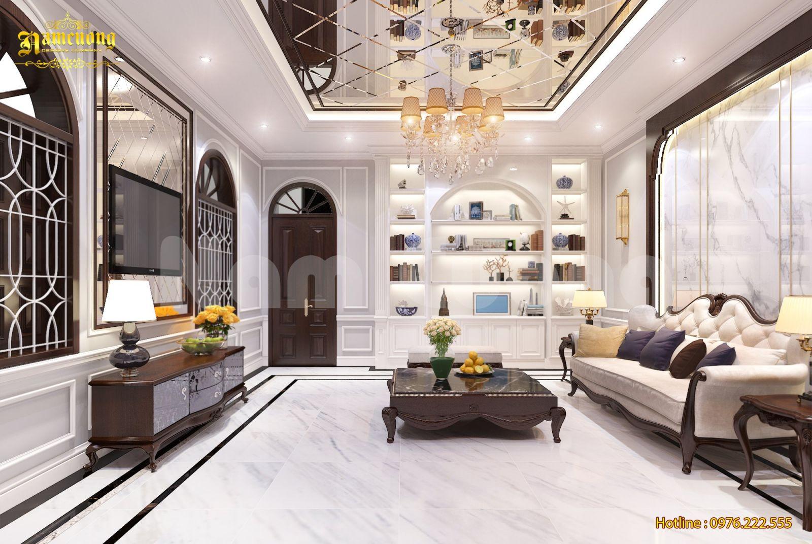 Thiết kế nhà đẹp có hệ thống ánh sáng hợp phong thủy