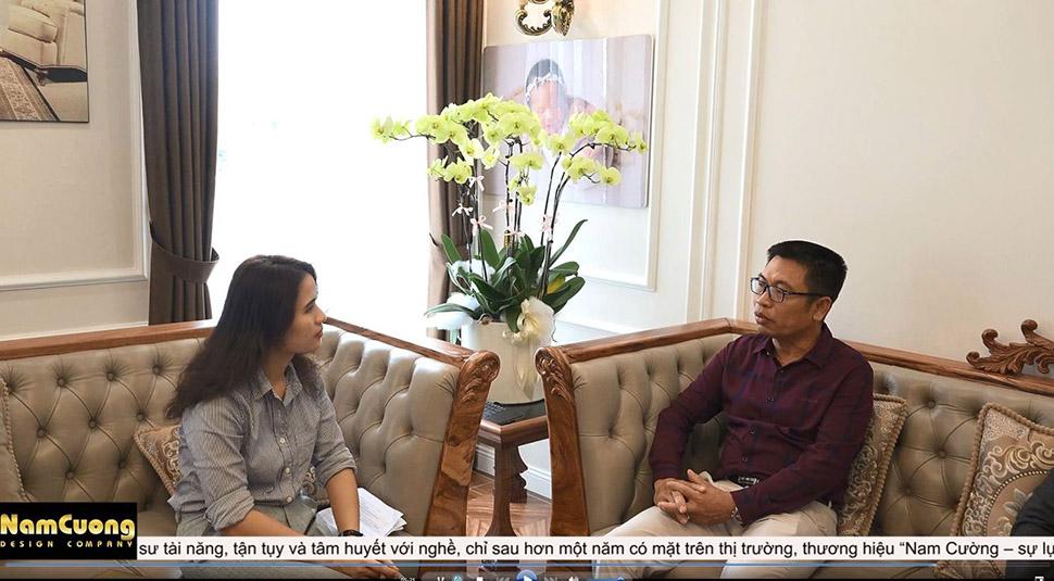 Phỏng vấn chủ đầu tư Ninh Mạnh Trọng về thiết kế nhà phố hiện đại