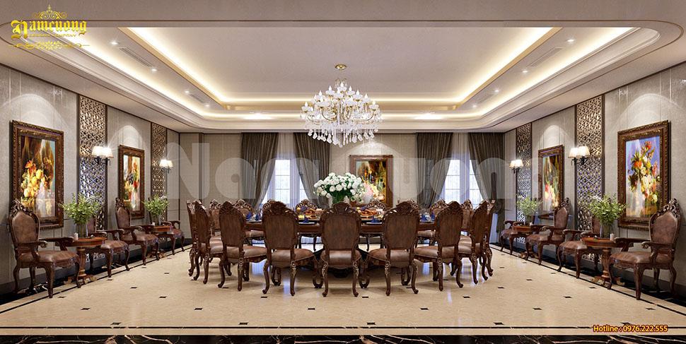 Nội thất nhà hàng - Thiết kế nội thất nhà hàng hải sản