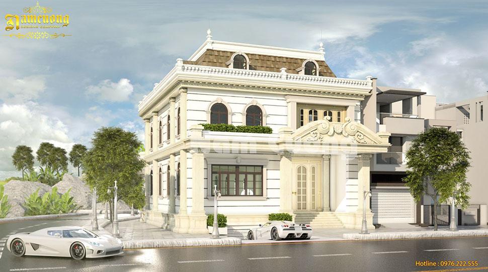 Mẫu thiết kế spa đẹp cho CĐT tại Lạng Sơn