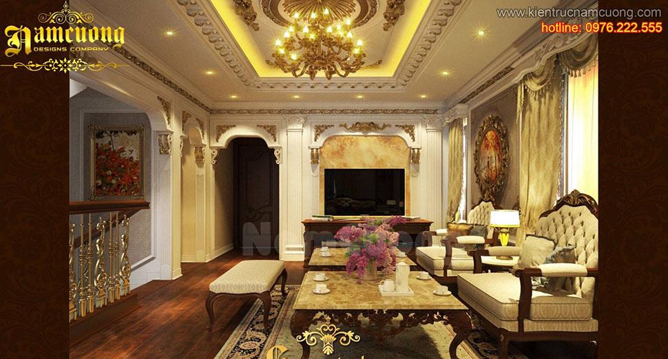 Những phong cách thiết kế mang đến không gian phòng khách đẹp