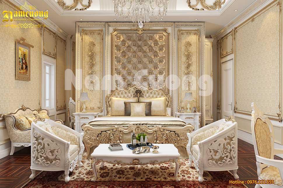 Tận hưởng không gian sống với mẫu phòng ngủ cổ điển đẹp