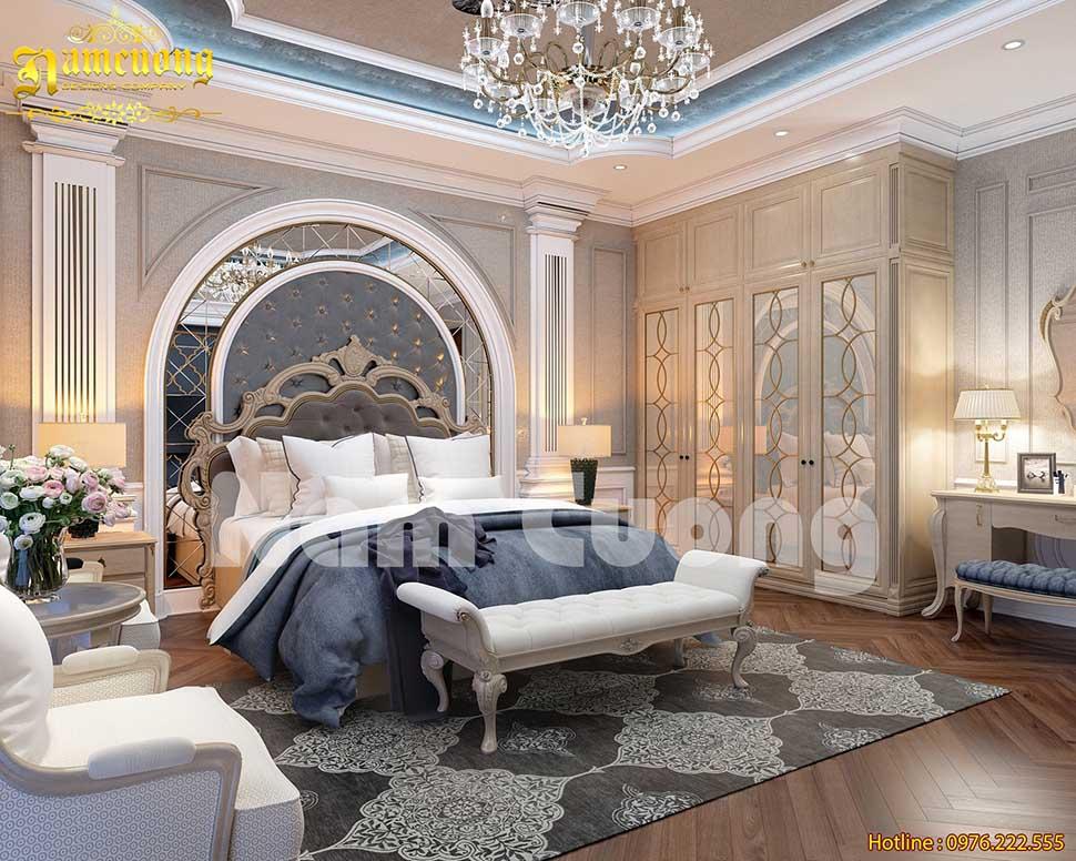 Những mẫu thiết kế phòng ngủ Master đẹp ấn tượng