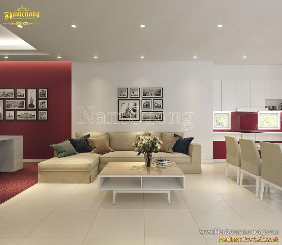 Nội thất phòng khách hiện đại, lựa chọn nào cho bạn?