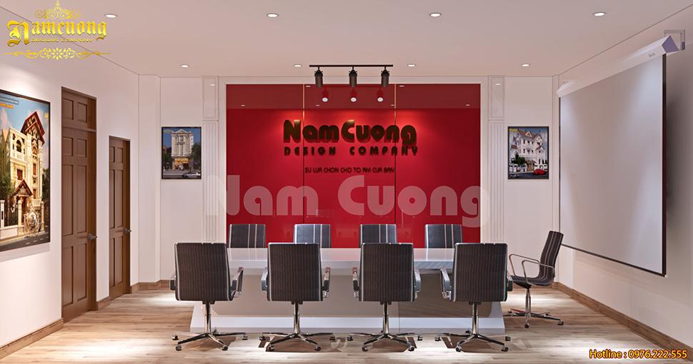 Nam Cường Hà Nội thay đổi diện mạo với mẫu thiết kế văn phòng hiện đại