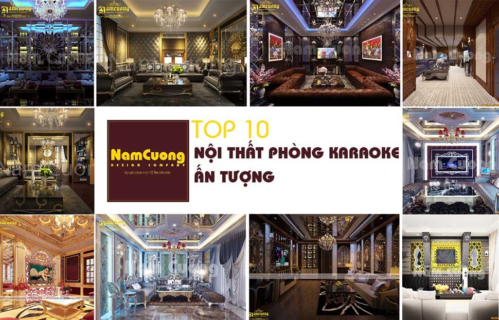 Gợi ý một vài mẫu thiết kế phòng karaoke đẹp tại gia