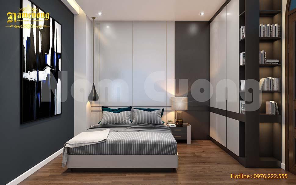 Các mẫu thiết kế phòng ngủ nhỏ đẹp không thể bỏ qua
