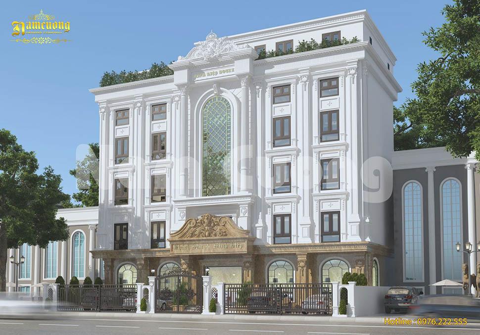 Tuyển tập các mẫu khách sạn 2 sao đẳng cấp