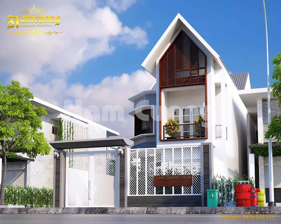 Thiết kế nhà 3 tầng giá rẻ cho gia đình nhỏ