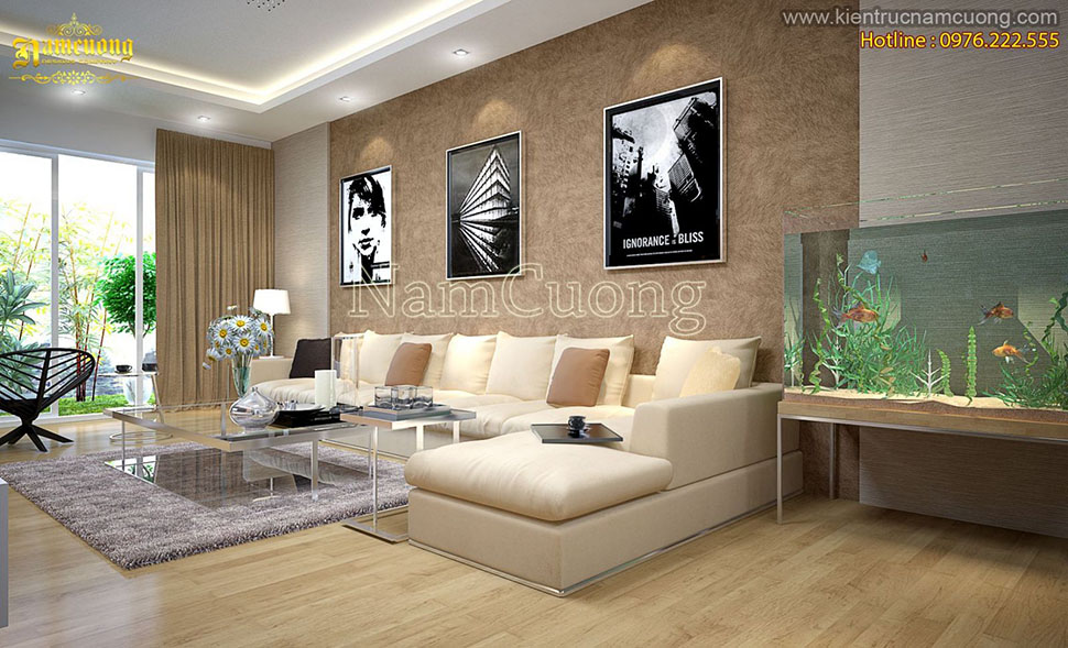 6 quy tắc phối màu đỉnh cao trong thiết kế nội thất