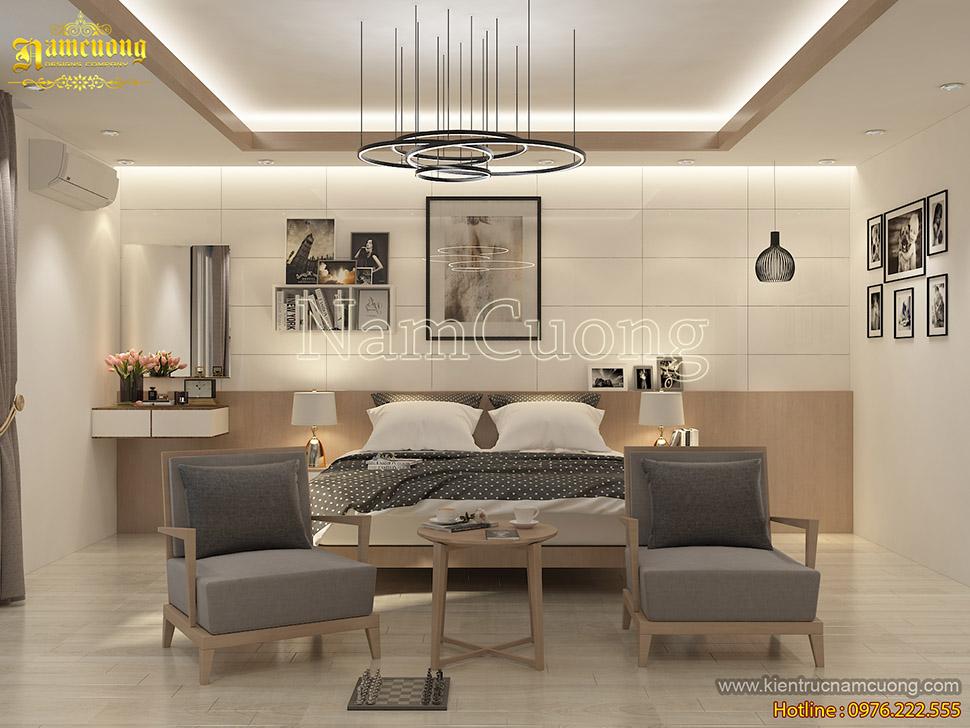 4 Lý do khiến thiết kế nội thất phòng ngủ hiện đại dẫn đầu năm 2020