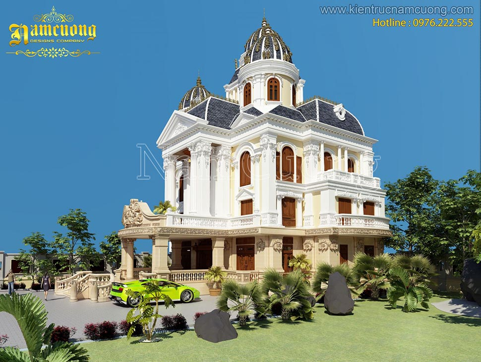Khám phá kiến trúc và nội thất ngôi biệt thự Pháp tại Sài Gòn