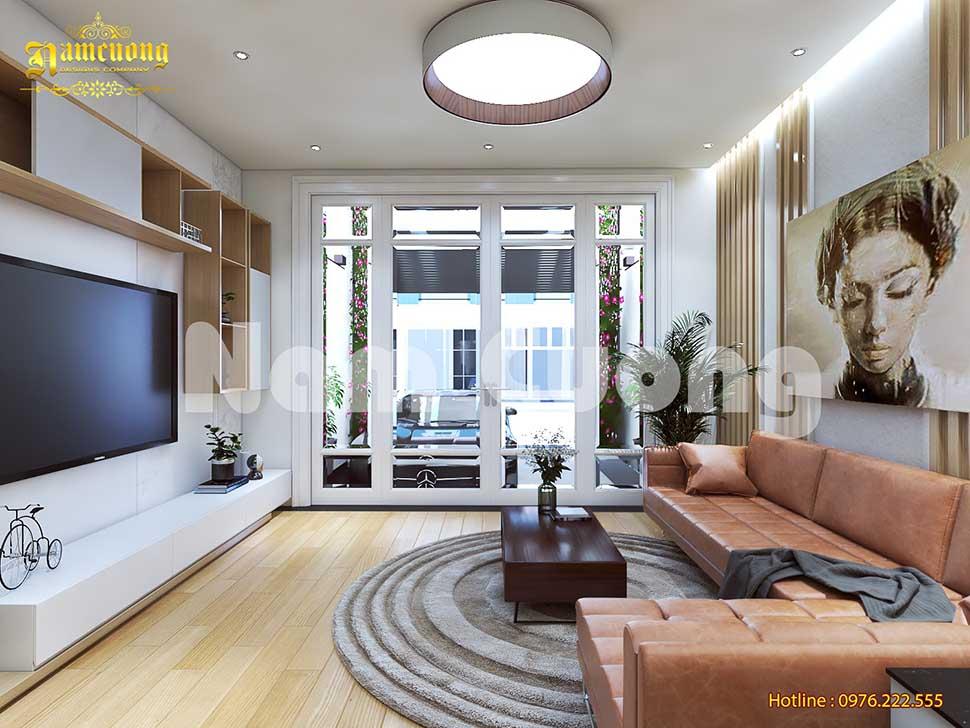 Mẫu thiết kế nội thất biệt thự sang trọng đẹp