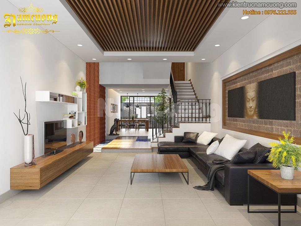 Chiêm ngưỡng mẫu nội thất biệt thự hiện đại tại Hải Phòng