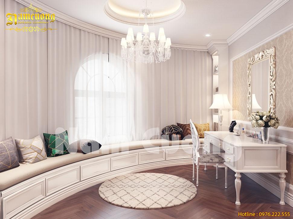 Thiết kế nội thất phòng thay đồ và những điều cần lưu ý