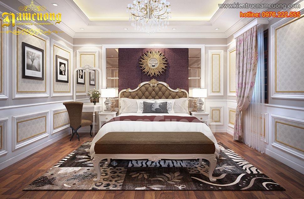 Các mẫu thiết kế phòng ngủ đẹp tại Quảng Ninh