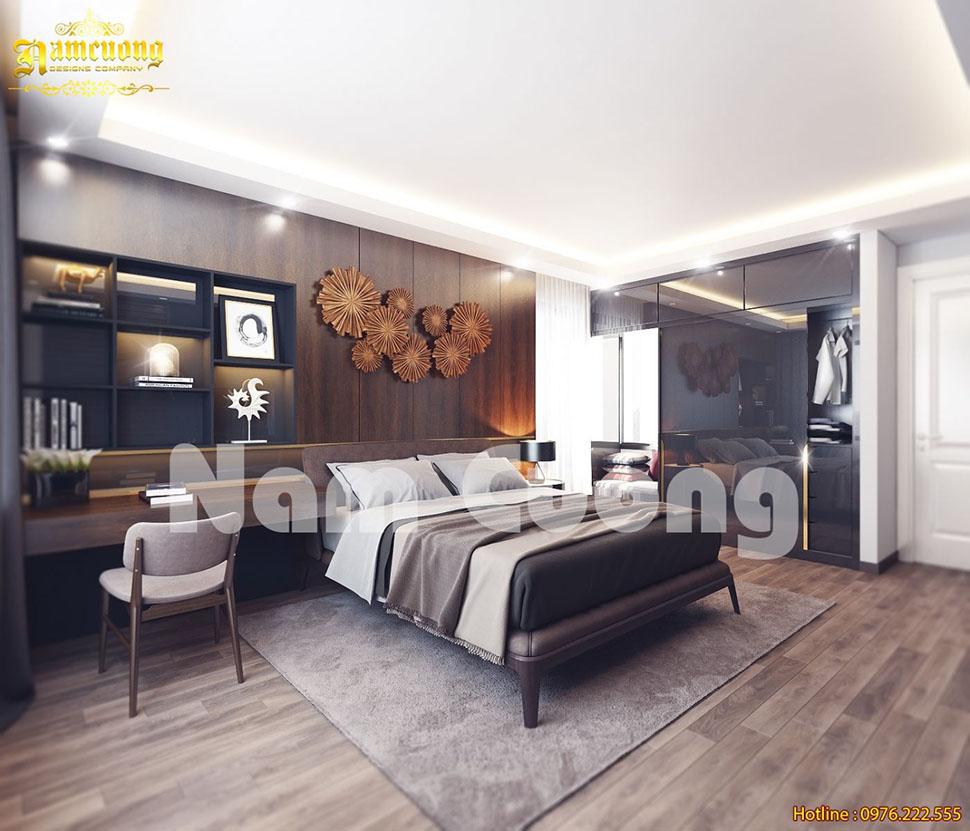 Tổng hợp các mẫu phòng ngủ hiện đại 25m2 siêu đẹp
