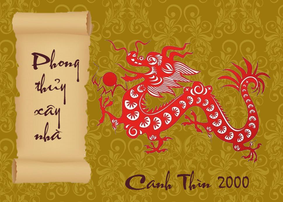 Phong thủy xây nhà cho tuổi Canh Thìn 2000