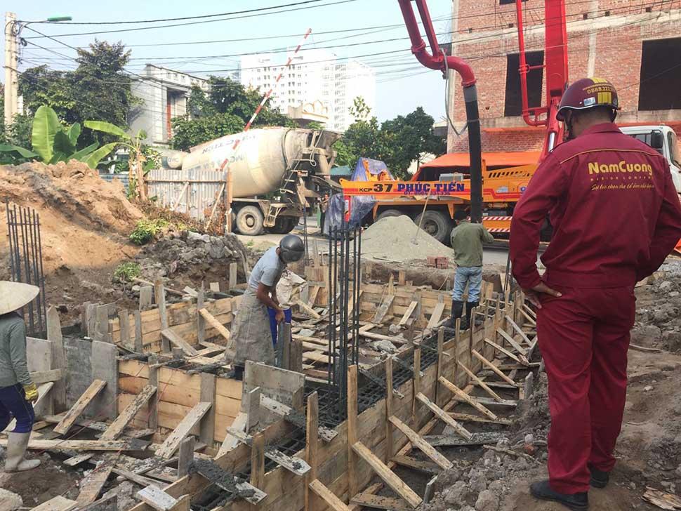 Dịch vụ thi công trọn gói nhà ở 2021 của Nam Cường