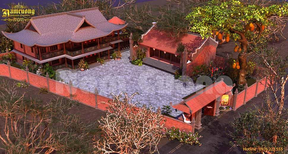 Thiết kế nhà ở truyền thống