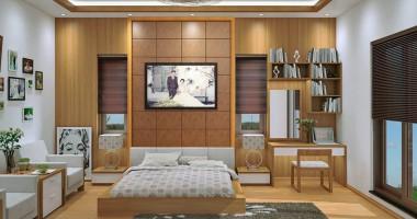 Thiết kế nội thất nhà đẹp nên lát sàn gạch hay sàn gỗ?