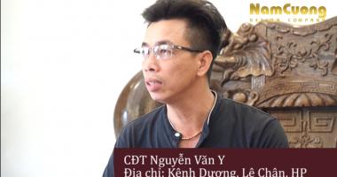 CĐT Nguyễn Văn Y nói gì về Nam Cường?