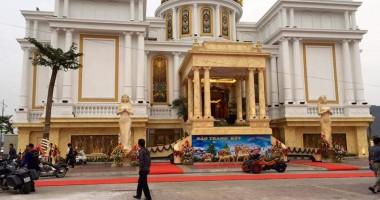 Ảnh thực tế công trình karaoke Bảo Trang tại Quảng Ninh
