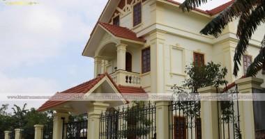 Ảnh đi thực tế công trình biệt thự tại Vĩnh Bảo - Hải Phòng