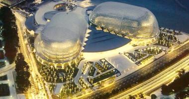 Những công trình kiến trúc với vẻ đẹp siêu ấn tượng