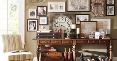 Thiết kế nội thất cổ điển theo phong cách Vintage