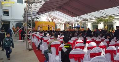 Ảnh thực tế công trình tổ hợp spa Trường Thọ tại 56 Tô Hiệu - Hải Phòng