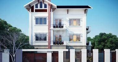 Tổng hợp các mẫu biệt thự đẹp do Nam Cường thiết kế