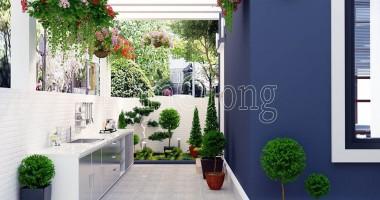 Thiết kế nhà đẹp-mát cho mùa hè của Công ty CP tư vấn thiết kế xây dựng Nam Cường