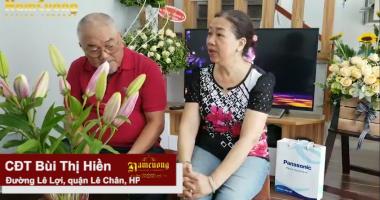 Đánh giá của CĐT Bùi Thị Hiền- Nhà ống tân cổ điển 28m2