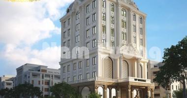 Lưu ý khi thiết kế khách sạn tân cổ điển cao cấp