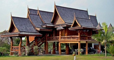 Những mẫu thiết kế nhà ở Thái Lan vô cùng ấn tượng