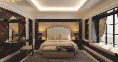 Top mẫu nội thất phòng ngủ lãng mạn cho khách hàng