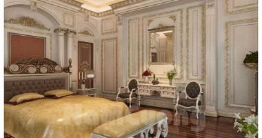 Top 5 mẫu phòng ngủ tân cổ điển tại Hải Phòng đẹp ấn tượng