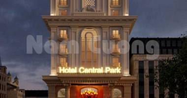 Những mẫu thiết kế khách sạn đẹp 3 sao đẹp đẳng cấp