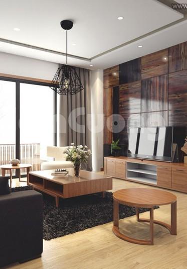 2 mẫu thiết kế nội thất biệt thự hiện đại đẹp