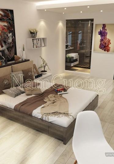 Một số mẫu nội thất phòng ngủ mang phong cách hiện đại ấn tượng
