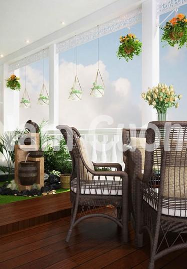 Mẫu thiết kế nội thất biệt thự hiện đại 3 tầng tại Hải Phòng
