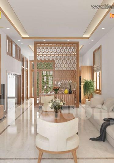 Mẫu thiết kế nội thất biệt thự hiện đại tại Hải Phòng - NTBTHD 012