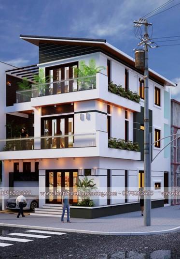 Những mẫu thiết kế kiến trúc biệt thự hiện đại đẹp của NCDC