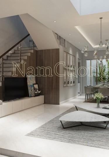 Thiết kế nội thất hiện đại cho mọi không gian